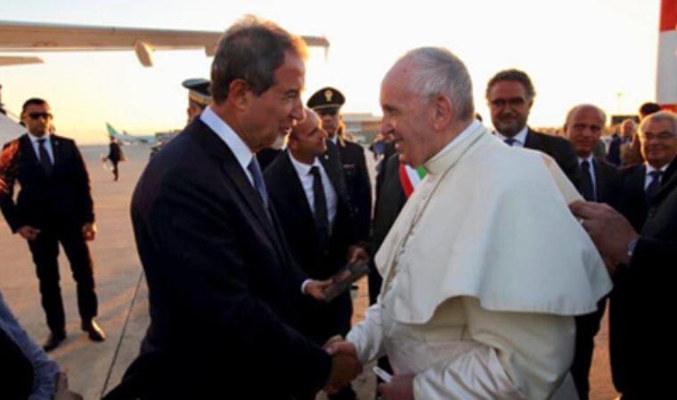 visita del Pontefice a Palermo