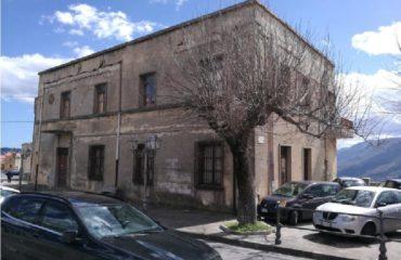 Naso - edificio ex archivio