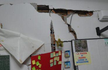 Scuole Catania terremoto